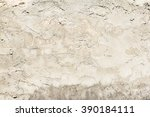 old wall with cracks background | Shutterstock . vector #390184111