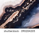 background with contrast agate... | Shutterstock . vector #390204205
