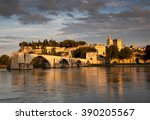 Bridge Of Avignon  France.
