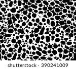 seamless dalmatian pattern | Shutterstock .eps vector #390241009