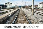Railroad Station   Railroad...
