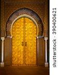Golden Door Of The Royal Palac...