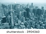 aerial view from the empire... | Shutterstock . vector #3904360