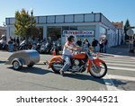 anacortes  wa   september 27 ... | Shutterstock . vector #39044521