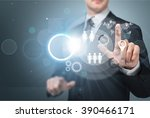 business. | Shutterstock . vector #390466171