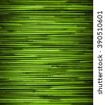 Green Bamboo Texture With...