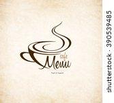 Restaurant Or Coffee House Men...