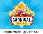 The Carnival Funfair And Magic...