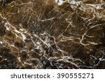abstract brown and black marble ... | Shutterstock . vector #390555271