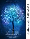 Save The Date. Beautiful Magic...