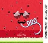 vector illustration. funny...   Shutterstock .eps vector #390607909