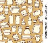 product packaging vector...   Shutterstock .eps vector #390636334