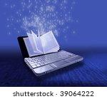 e book  e learning  modern...   Shutterstock . vector #39064222