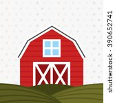 farm fresh icon design  | Shutterstock .eps vector #390652741