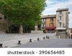 gordes  france   may 03  2015 ...   Shutterstock . vector #390656485