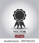 ribbon vector symbol   Shutterstock .eps vector #390782101