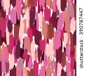 seamless vector pattern made by ... | Shutterstock .eps vector #390787447