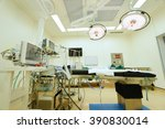 equipment and medical devices... | Shutterstock . vector #390830014