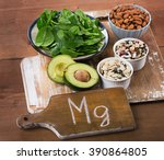 Magnesium Rich Foods On A...