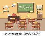 vector flat illustration of... | Shutterstock .eps vector #390973144