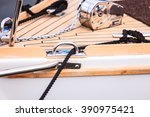 Yachting. Sailboat View Of...