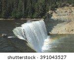 Lady Evelyn Falls, Northwest Territories, Canada