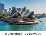 sydney  australia   november 12 ...   Shutterstock . vector #391049104