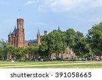 washington  usa   july 14  2010 ... | Shutterstock . vector #391058665
