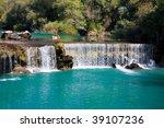 Spring Waterfall Manavgat In...