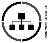 network    black vector icon   Shutterstock .eps vector #391083931