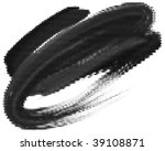 halftone abstract vector | Shutterstock .eps vector #39108871