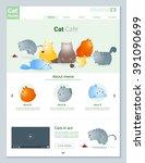 animal website template  banner ...