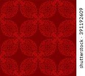 abstract seamless pattern.... | Shutterstock .eps vector #391192609