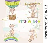 Baby Giraffe Set   Baby Shower...