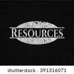 resources written with... | Shutterstock .eps vector #391316071