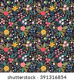 Amazing Floral Pattern With...