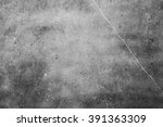 old worn granite black marble... | Shutterstock . vector #391363309