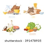 Healthy Nutrition  Proteins...