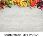 Healthy food background. studio ...