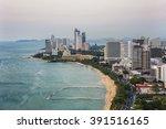 naklua district in north pattaya | Shutterstock . vector #391516165