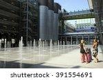 Terminal 5 Heathrow Airport...