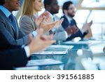 ovations | Shutterstock . vector #391561885