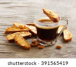Italian Biscotti Cookies With ...