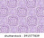 boho tie dye background. tie... | Shutterstock .eps vector #391577839
