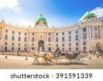 Alte Hofburg  Vienna  Austria