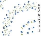 seamless pattern of a little... | Shutterstock . vector #391666231