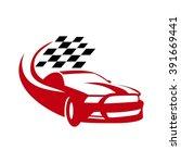 car logo   Shutterstock .eps vector #391669441