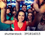 party  holidays  celebration ... | Shutterstock . vector #391816015