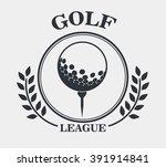 golf league design