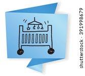 doodle cots | Shutterstock .eps vector #391998679